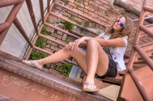 On The Shallow Staircase by JoeMyDodd