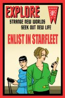 ENLIST IN STARFLEET GIRLS by phymns