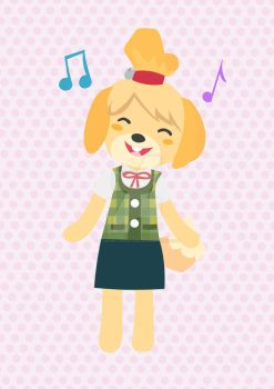 Isabelle by tourmalinedesign