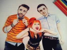 Paramore :) by TanyaAlex