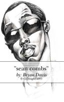 Sean Combs by braeonArt