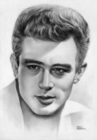 James Dean - Prologue to Glory by reighrome