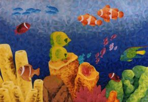Coral Reef by apbaron