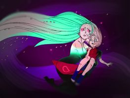 Tamana: The Inner- Guardian by delicateblood