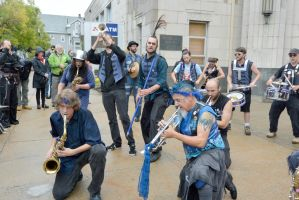 2014 Honk Festival, Chaotic Noise 22 by Miss-Tbones