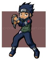 Mini Asuma by icyookami