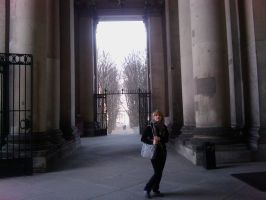 just me insinde the Dom by purpLesBLACK