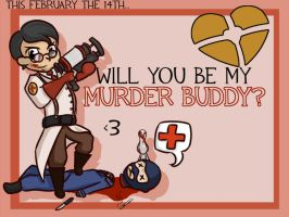 Dat vus doctor assisted homicide! by Cherry-Chain
