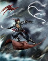 Pirates of the Thunder Sea 1 by JRinaldi