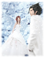 Wedding In Heaven by suaveli