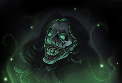 Ghoul by CarachAngrenFangirl