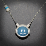 Ace Attorney - Widget pendant by SuperSiriusXIII