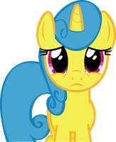 Sad Lemon Hearts Vector by Th3m0vingshad0w