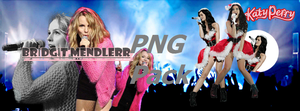 Bridgit Mendler and Katy Perry Png Pack by AlminaDemi
