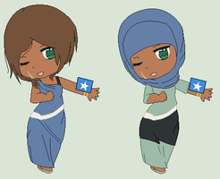 Hetalia OC Revamp- Somalia by Karma-Maple