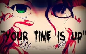 YOUR TIME IS UP Clockwork by Toxicating-Love