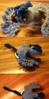 Articuno Amigurumi Mult Views by cRochat-Creations