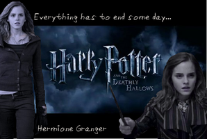 DH Hermione Poster 2 by Zalina678