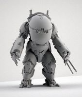28mm Hard suite by sculptorwanted