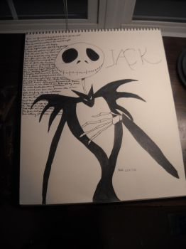 Jack's Lament by haunted72194