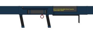 Com - LF-UA 13121 Reloadable Rocket Launcher by UltimaWeapon13
