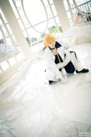 Krad (DNAngel) @ Katsucon 2012 by alucardleashed