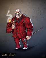 Mr. Reaper Concept by LaNiMaL