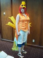 Ho-oh Cosplay by Chochomaru