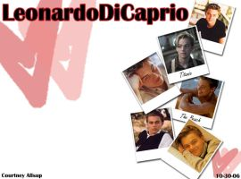 Leonardo DiCaprio Wallpaper by courtster87