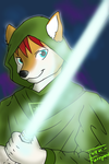A Very Civilized Weapon by Iven-Furrpaw