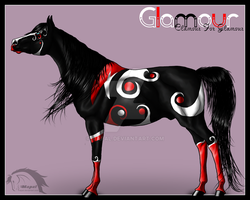 Clamour For Glamour - BL Harl. by mapal