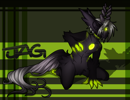 Jag.:Collab:. by TwistedDisaster