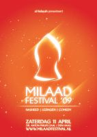 Milaad Festival '09 Pre-Flyer by DonQasim