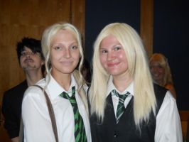 Double Trouble: Lucius Malfoy by SabinaRose5