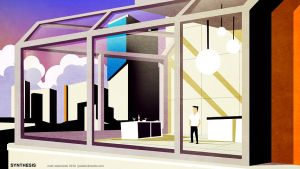 Synthesis Mood Board 1 by fox-orian