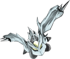 Kyurem by Antichronist