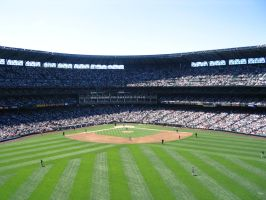 Safeco Field by c-driver