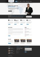 ALSF Web Template by pixsign