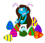 Smurfy Exchange: Easter! by howlibird
