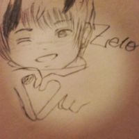 zelo sketch by HomuGay
