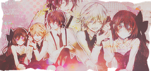 Pandora Hearts by DawnTomorrow