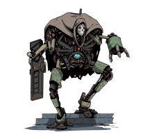MYZ - Military Bot by DarkMechanic