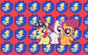 CMC insignia wallpaper by AliceHumanSacrifice0