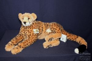 Koesen 73cm Cheetah plush by dapumakat