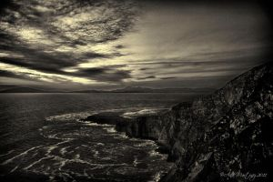The end of the world by Anamartinez-Fotograf