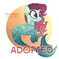 Mermare Auction [CLOSED] by Kazziepones