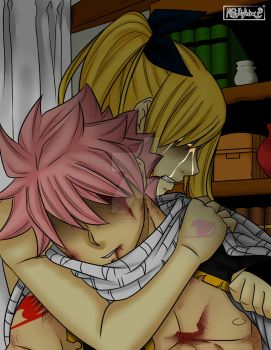 FT - Please! Save Natsu... I Begging You! by MsSaltyAnchor