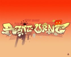 Agent Orange Juice by kngzero