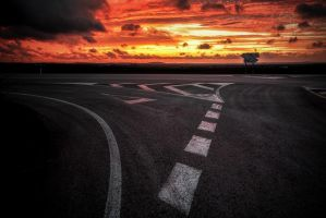 Road to Hell by Levantera