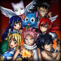 Fairy Tail by Yachuri